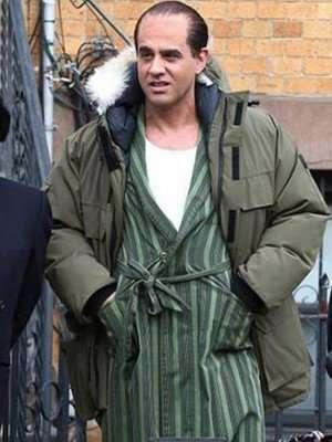 The Irishman Bobby Cannavale Nylon Parka Coat