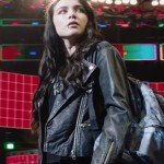 Florence Pugh Leather Jacket from Fighting With My Family