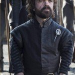 Game of Thrones Peter Dinklage Leather Vest