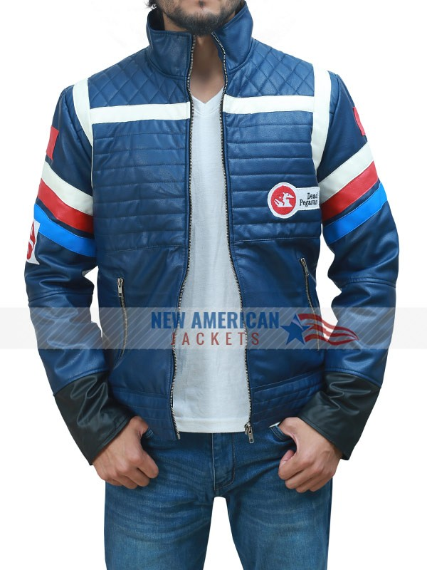 Gerrard Way My Chemical Romance Leather Jacket