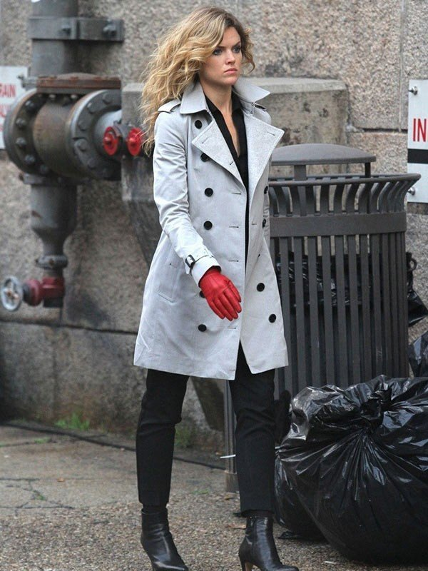 Gotham Selina Kyle Cotton Coat