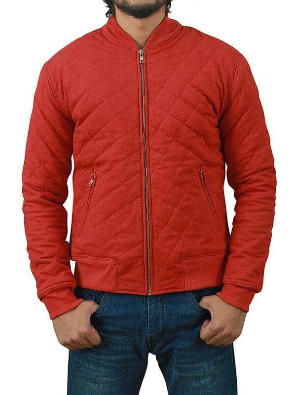 Grant Gustin Cotton Jacket