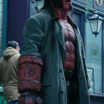 Hellboy Cotton Coat