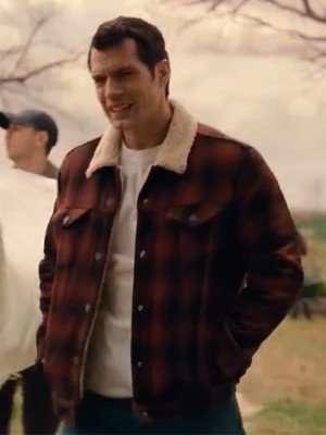 Justice League Clark Kent Jacket