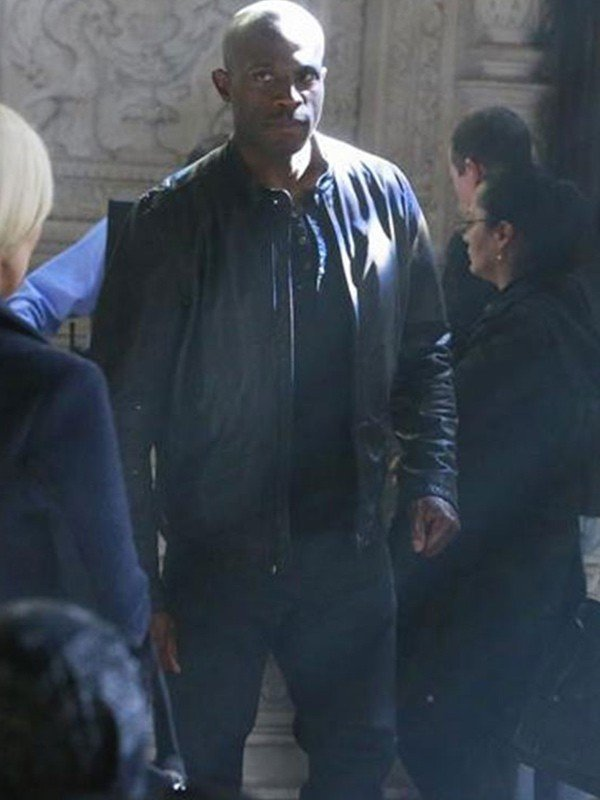 How to Get Away with Murder Billy Brown Leather Jacket