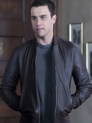 Connor Walsh How to Get Away with Murder Bomber Jacket