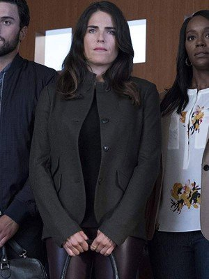 Karla Souza How to Get Away with Murder Jacket