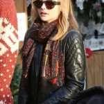 If I Stay Chloe Moretz Leather Jacket