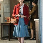 India Eisley I am the Night Red Fleece Jacket