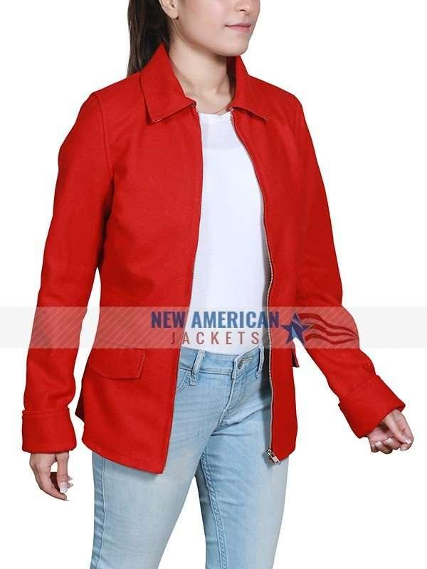 India Eisley Jacket from I am the Night
