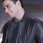 Jack Falahee How to Get Away with Murder Bomber Leather Jacket