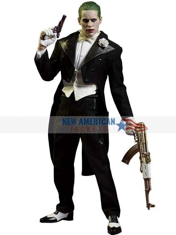 Jared Leto Tuxedo Blazer from Suicide Squad