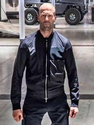 Deckard Shaw Hobbs & Shaw Cotton Jacket