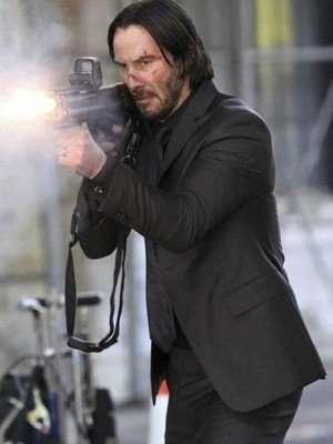Keanu Reeves John Wick 3 Suit