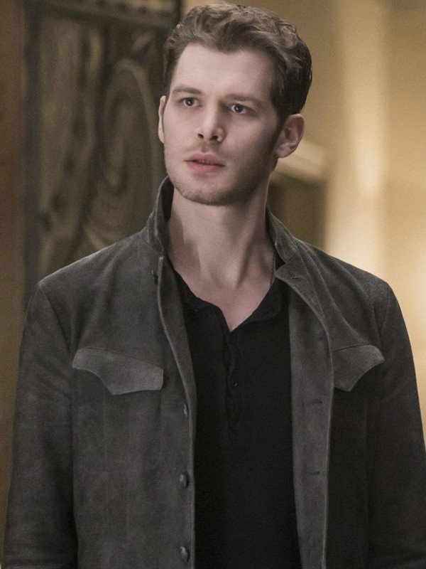 Joseph Morgan The Originals Nicklaus Mikaelson Leather Jacket