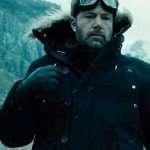 Justice League Ben Affleck Black Parka Coat