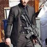Keanu Reeves Black Tuxedo from John Wick 3
