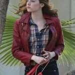 La La Land Mia Dolan Leather Jacket