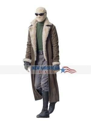 Doom Patrol Matt Bomer Cotton Trench Coat