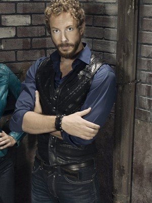 Lost Girl Dyson Thornwood Leather Vest