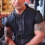 Luke Hobbs Fast & Furious Presents Hobbs & Shaw Black Vest