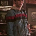 Marcus Lopez Arguello Deadly Class Blue Hooded Jacket