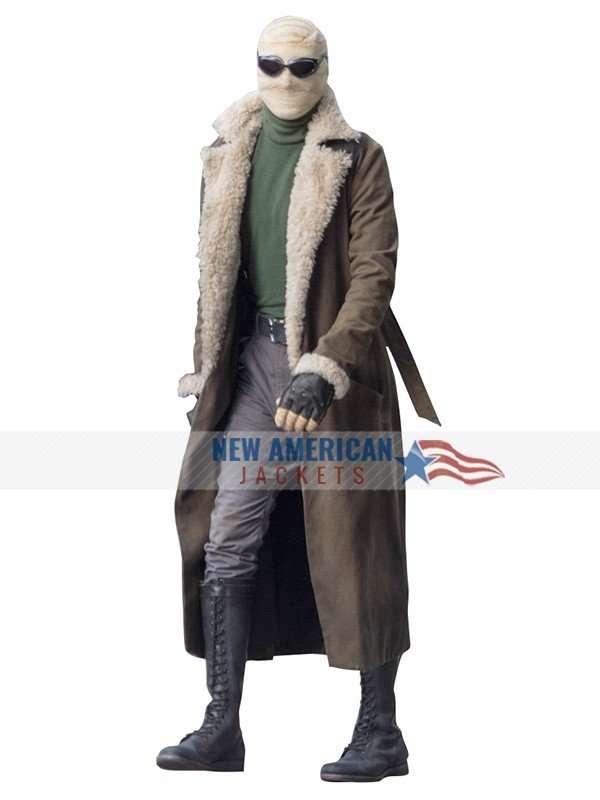Matt Bomer Trench Coat from Doom Patrol