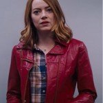 Mia Dolan Red Jacket