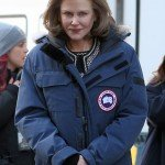 Mrs Barbour The Goldfinch Blue Parka Coat