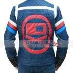 Party Poison MCR Blue Jacket