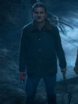 Jason Clarke Pet Sematary Cotton Jacket