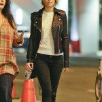 Rachel McAdams Bikers Jacket