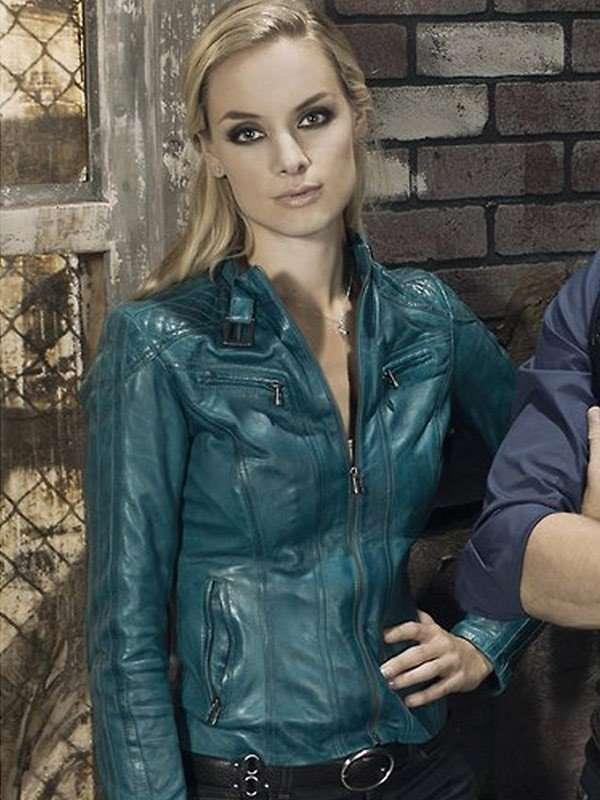 Rachel Skarsten Lost Girl Tamsin Leather Jacket
