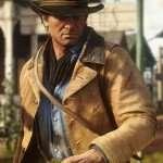 Red Dead Redemption 2 Arthur Morgan Leather Jacket