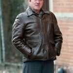 Robert De Niro The Irishman Frank Sheeran Leather Jacket