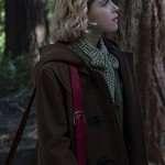 Sabrina Spellman Chilling Adventures if Sabrina Hooded Coat