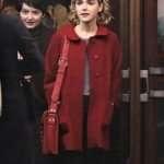 Sabrina Spellman Chilling Adventures of Sabrina Red Coat