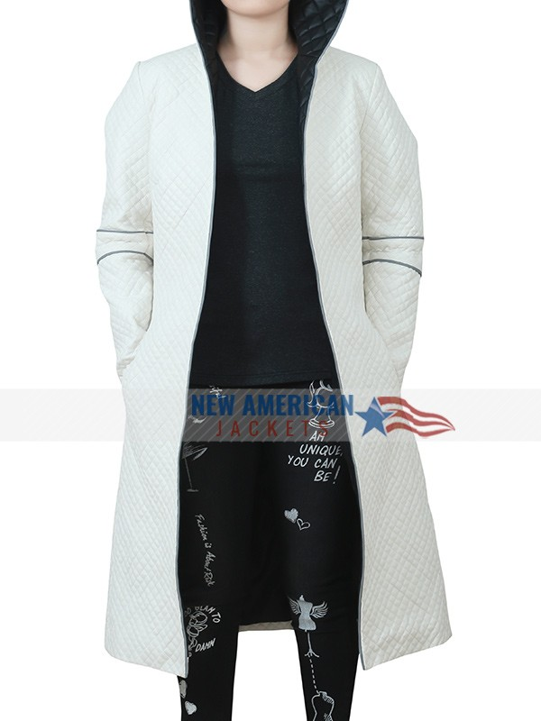 Sylvia Hoeks Blade Runner Jacket
