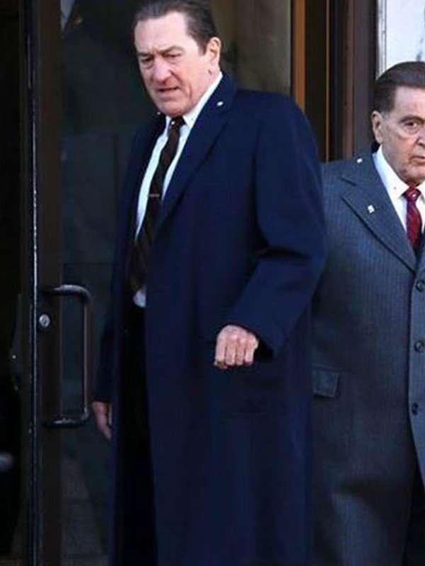The Irishman Blue Coat