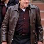The Irishman Robert De Niro Leather Jacket
