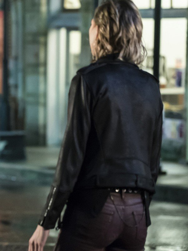 The Originals Riley Voelkel Black Jacket