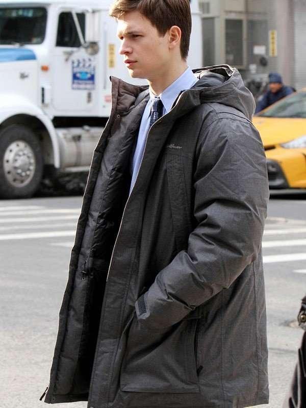 Theodore Decker The Goldfinch Grey Coat
