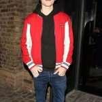 Tom Holland Audition Flip Red Jacket