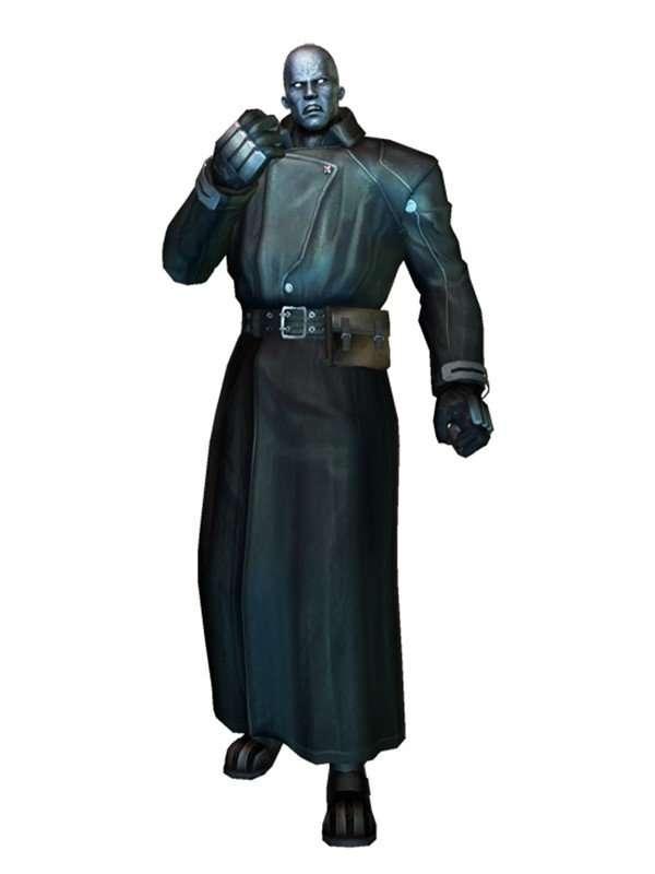 Tyrant Long Coat