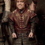 Tyrion Lannister Game of Thrones Maroon Leather Vest
