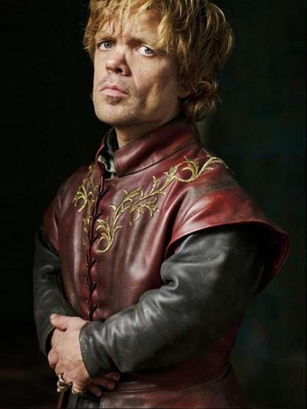 Tyrion Lannister Maroon Vest