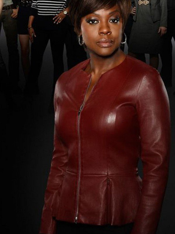 Viola Davis Jacket from How to Get Away with Murder