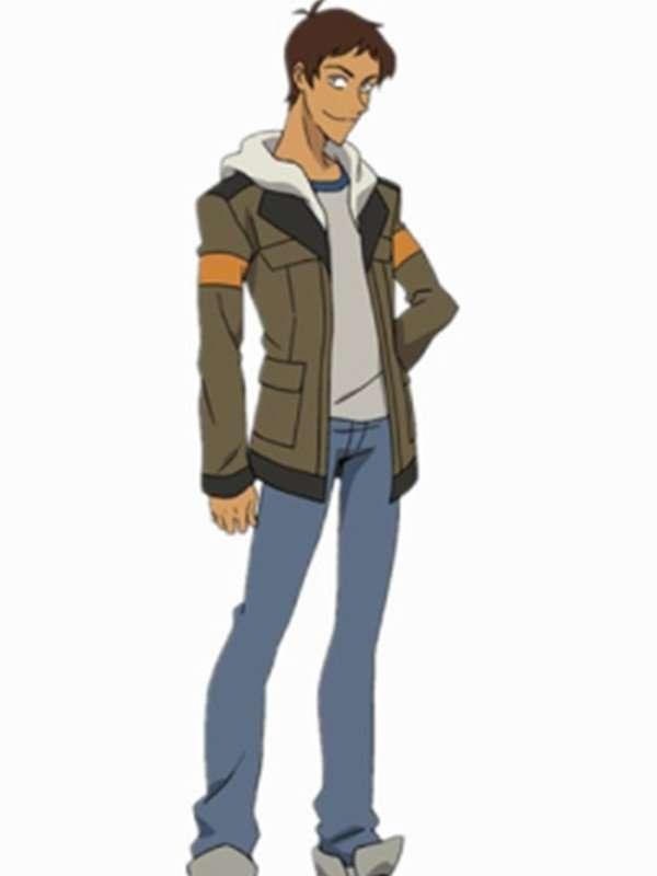 Voltron Legendary Defender Hooded Leather Jacket