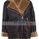 Women's B3 Bomber Shearling Jacket