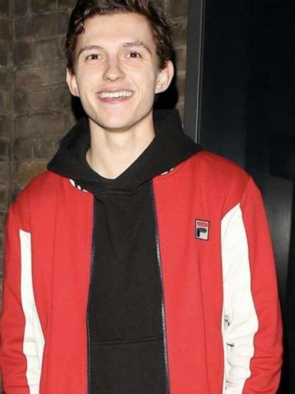 Tom Holland Fleece Jacket for Men